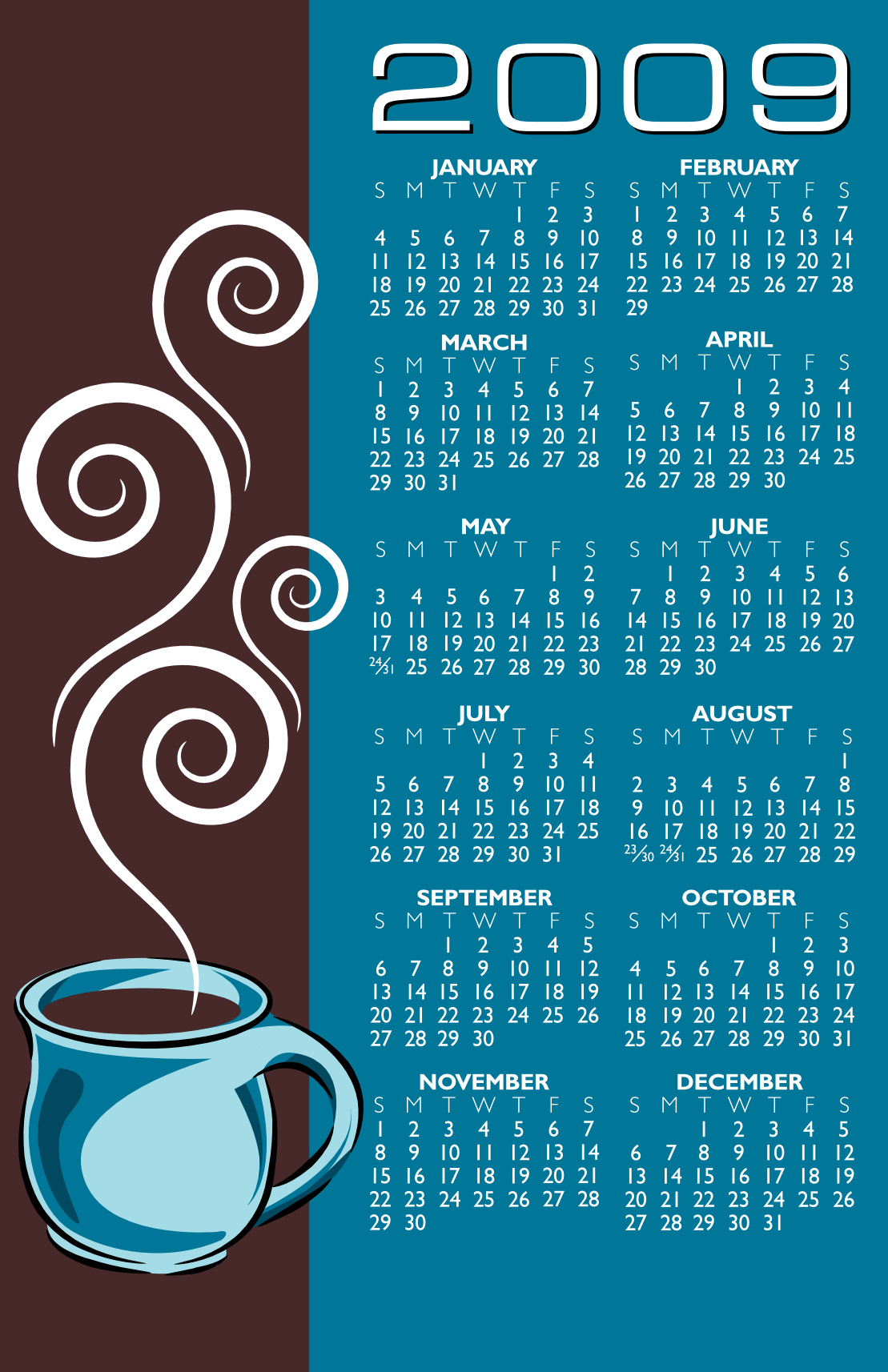 Printable 2014 Calendar With Holidays/page/2 | Calendar Template 2016